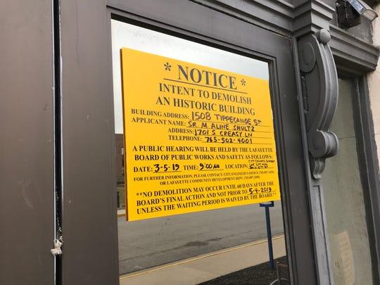 Old St. Elizabeth Hospital Demolition Coming, As Lafayette