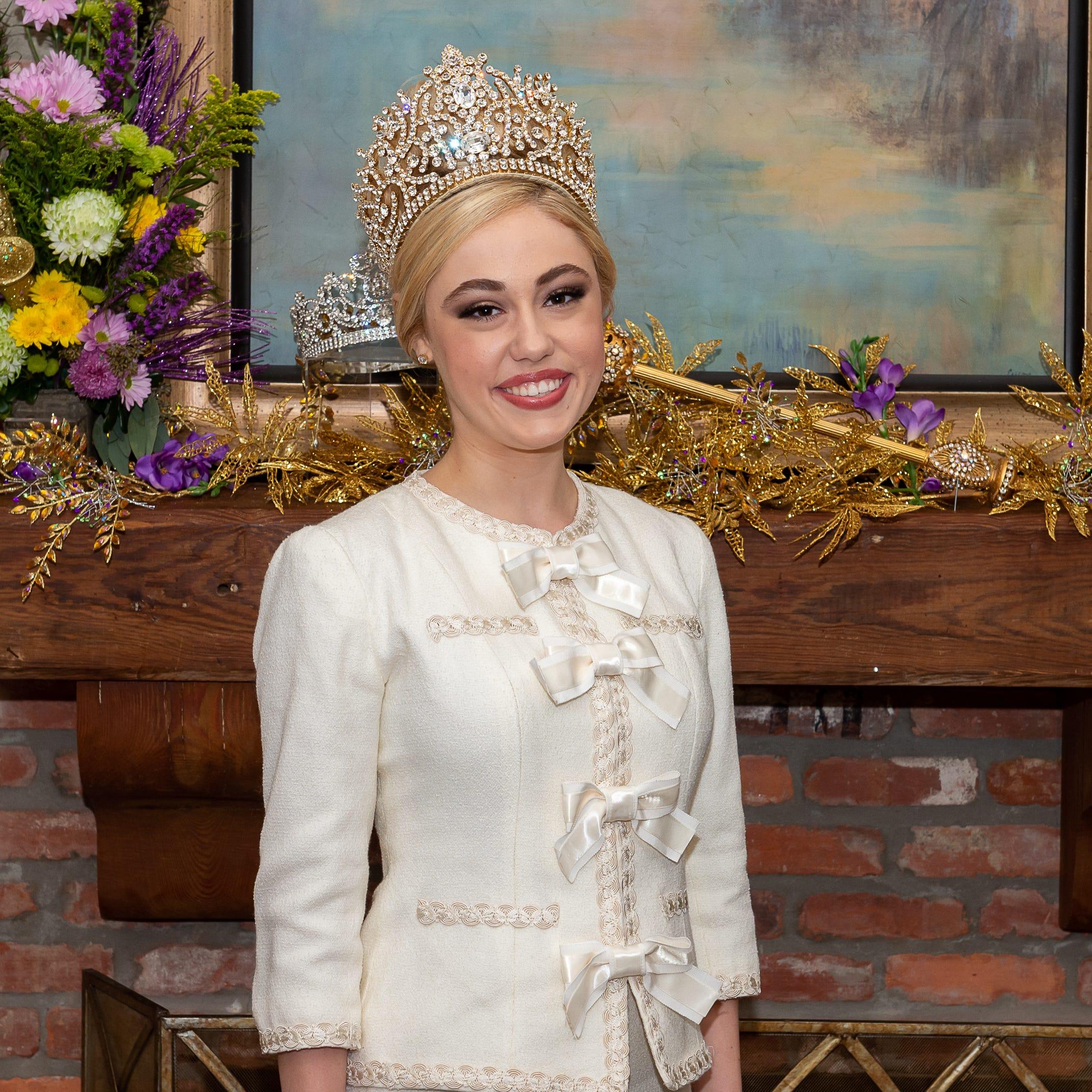Meet Queen Evangeline LXXX, Madeline Mercer Busch