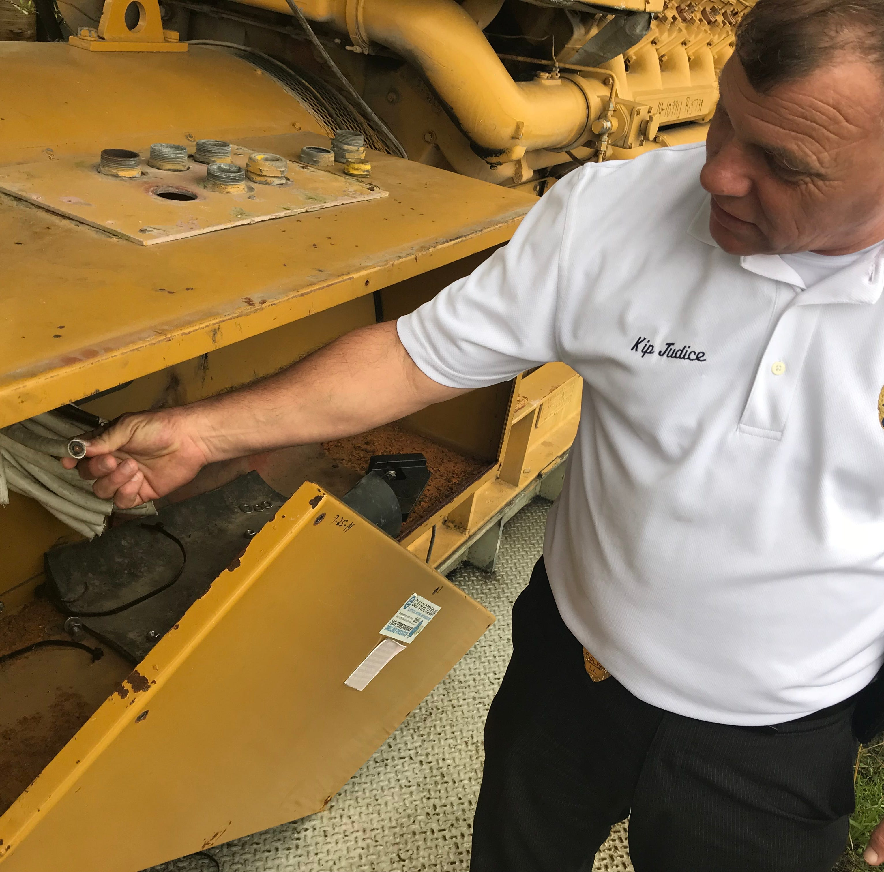 $1.2 million of oilfield equipment stolen in Duson; wanted suspect served 22 years for similar cases