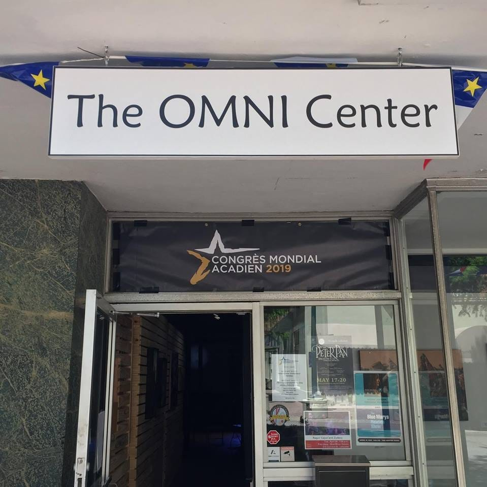 The Omni Center: A melting pot for the arts