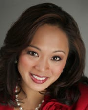 WBNS-10TV co-anchor Angela An