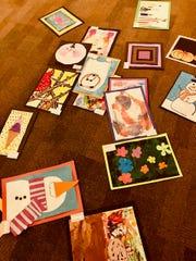 Art awaits arranging for Youth Art Show