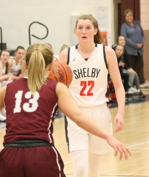 Shelby's Emma Randall has the Lady Whippets as the No. 1 team in the preseason Richland County Power Poll.