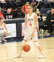 Shelby's Sophia Niese takes the pressure off the Lady Whippets as a top returning point guard.