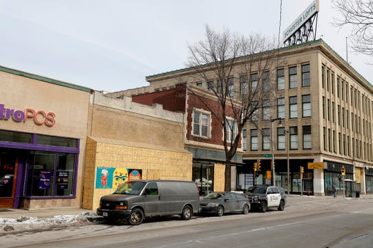 Jeff and Dana Redmon are opening Scout, a gallery that includes artists studios, at 1104 West Mitchell in  a newly redeveloped building. Rick Wood/Milwaukee Journal Sentinel.