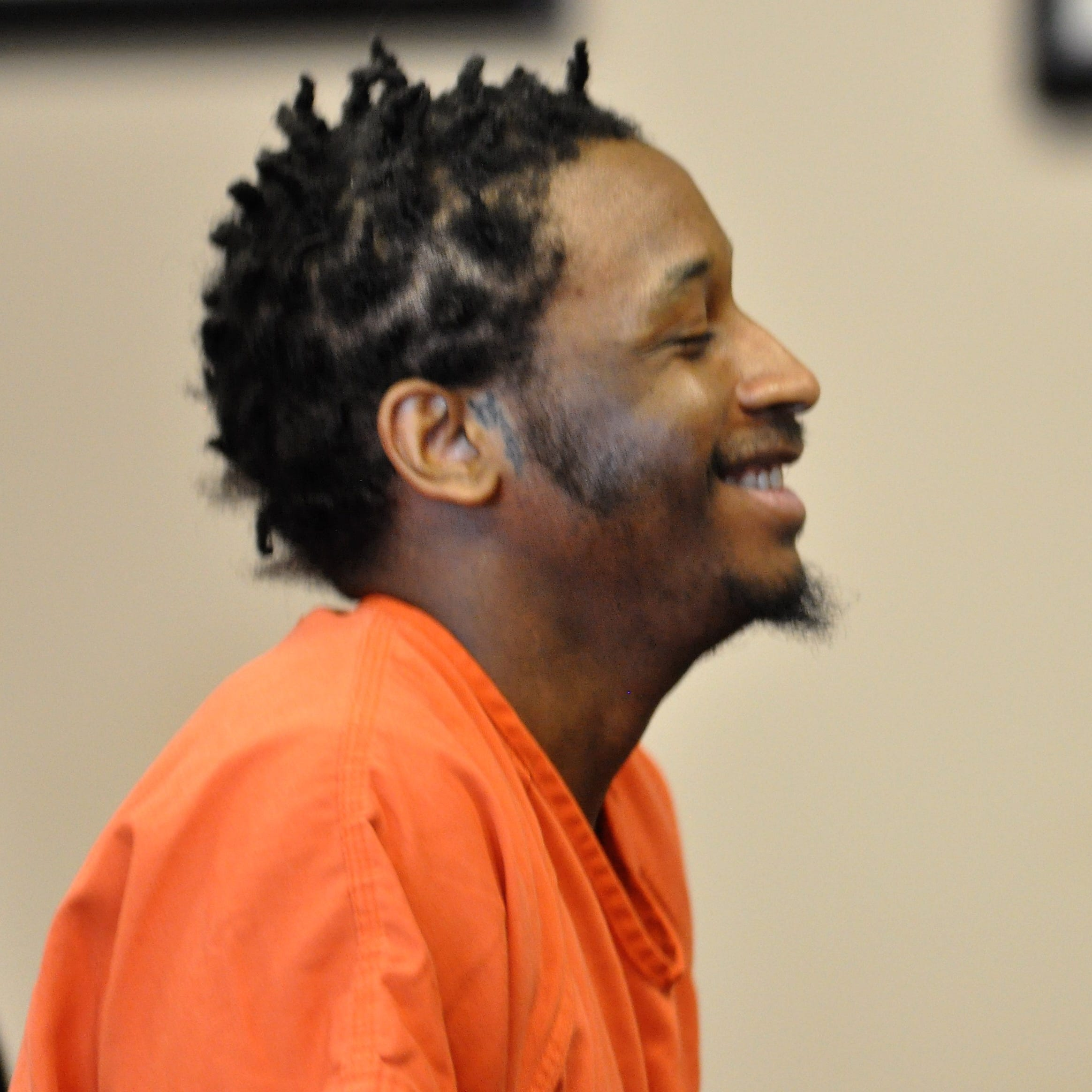 Man convicted of downtown Port Washington shooting smiled after he received an 18-year prison sentence