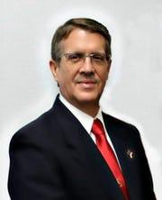 Former Caldwell Parish Sheriff Steve May, R-Columbia