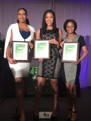 Grambling students and alumnus were recognized for service, leadership and innovation at the Black Engineer of the Year Awards.