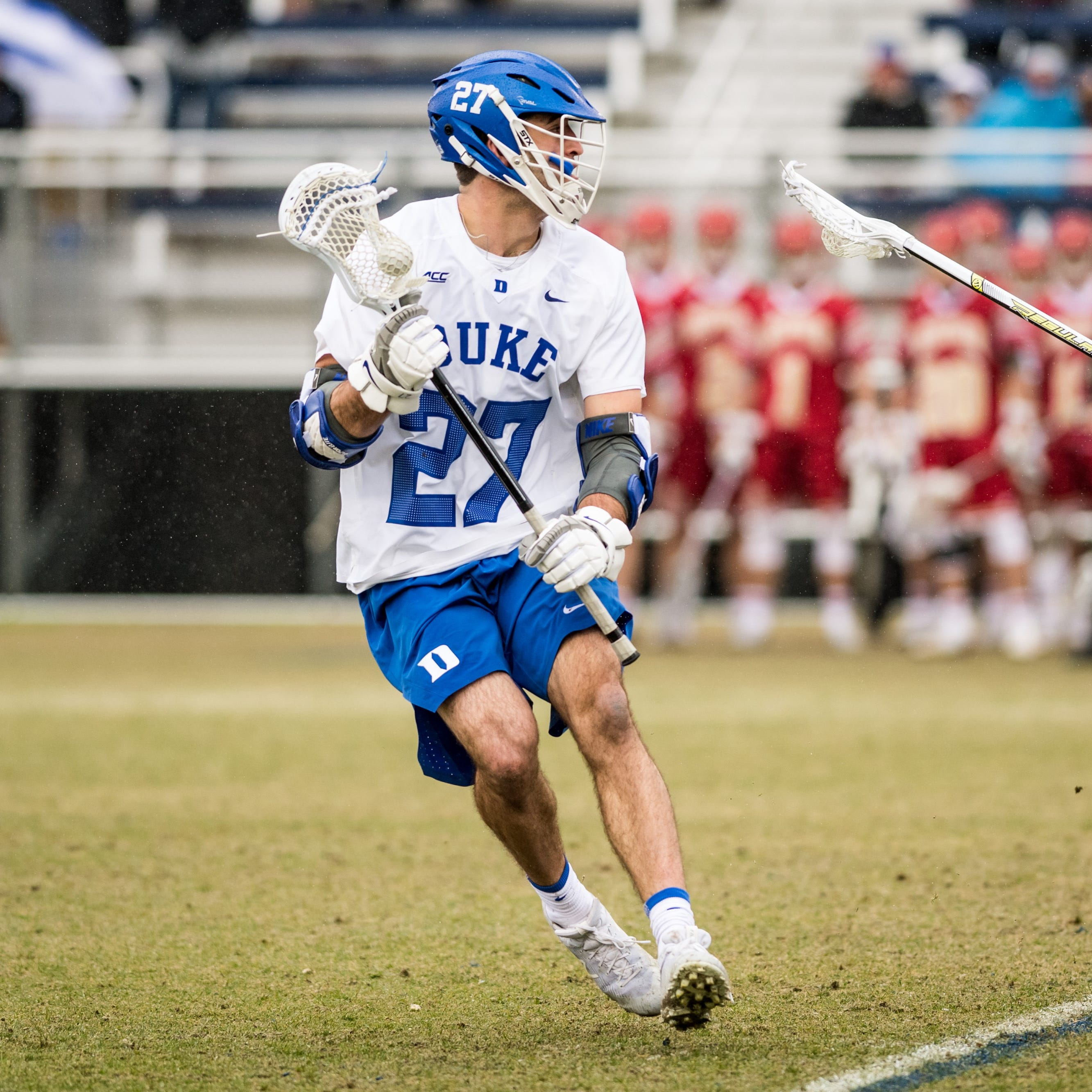 Mountain Lakes grad, Duke senior Brad Smith drafted into Premier Lacrosse League