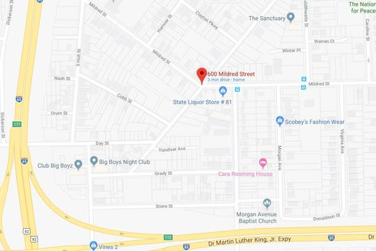 Montgomery police have launched a death investigation after a man was found dead with a gunshot wound in the 600 block of Mildred street.