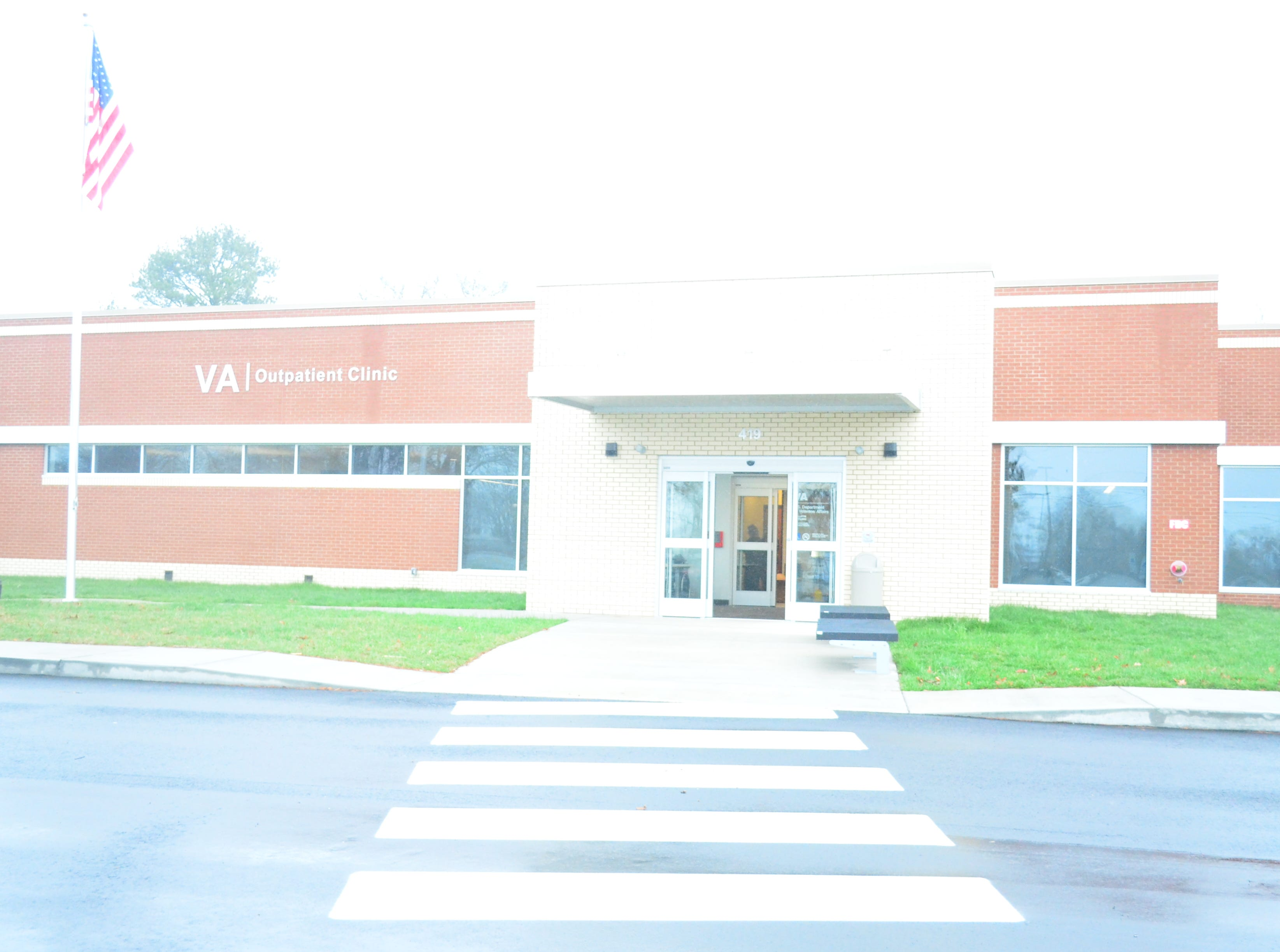 The Gallatin VA clinic will be able to provide services to more than 2,000 veterans.