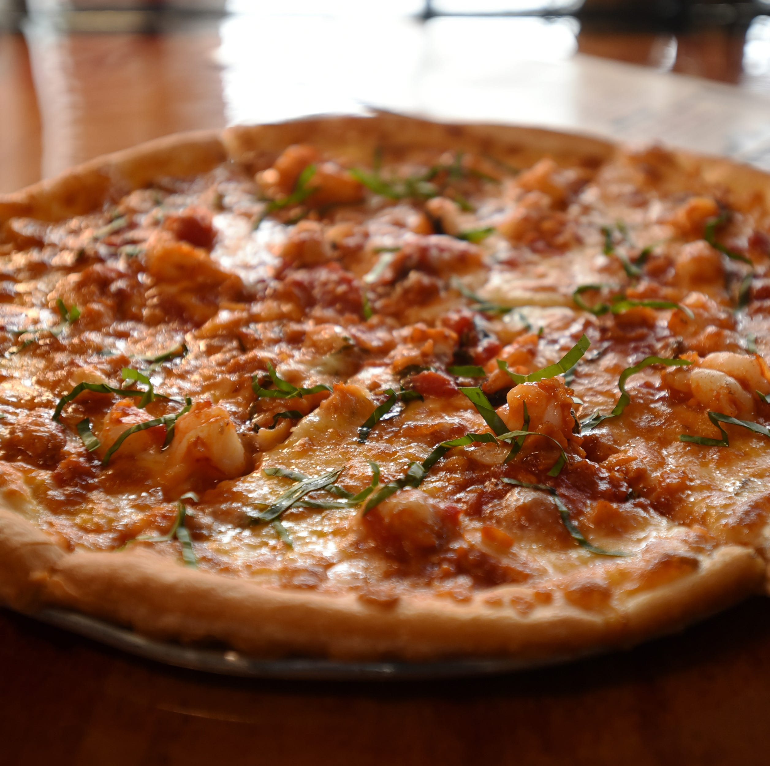 Friday Pie Day: Try the seafood pizza at Mahwah Pizza & Pasta