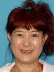 Jingyu Jin, 52, of Palisades Park