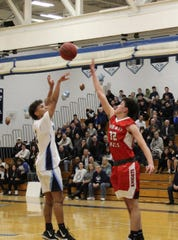 Mark Howell is now the second-leading scorer for Wayne Valley boys basketball.
