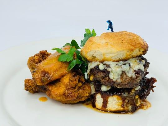 The Matisse Burger