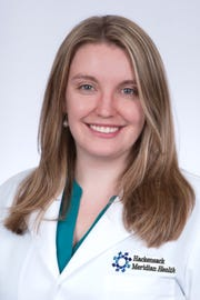 Dr. Jennifer Northridge, section chief of adolescent medicine at the Joseph M. Sanzari Children's Hospital, part of Hackensack Meridian Health