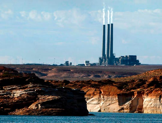 The owners of the Navajo Generating Station, one of the largest coal-fired power plants in the West, say negotiations with a tribe to take over the plant in Page, Arizona, have hit an impasse.