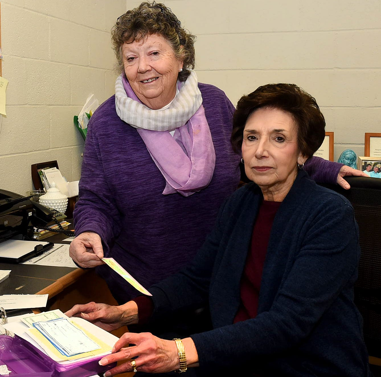 From first grade to retirement: Barbara Fontenot's life at Opelousas Catholic