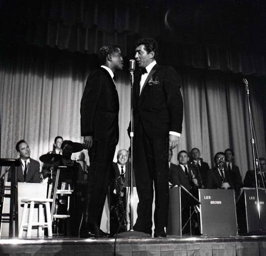 """Sinatra Swingfest"" at the Riviera Hotel."