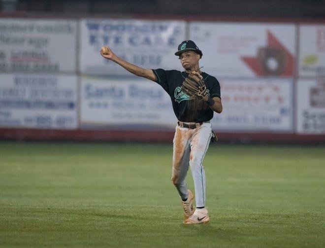 Catholic junior Jordan McCants was named a Top 10 junior in Florida by the Prep Baseball Report.