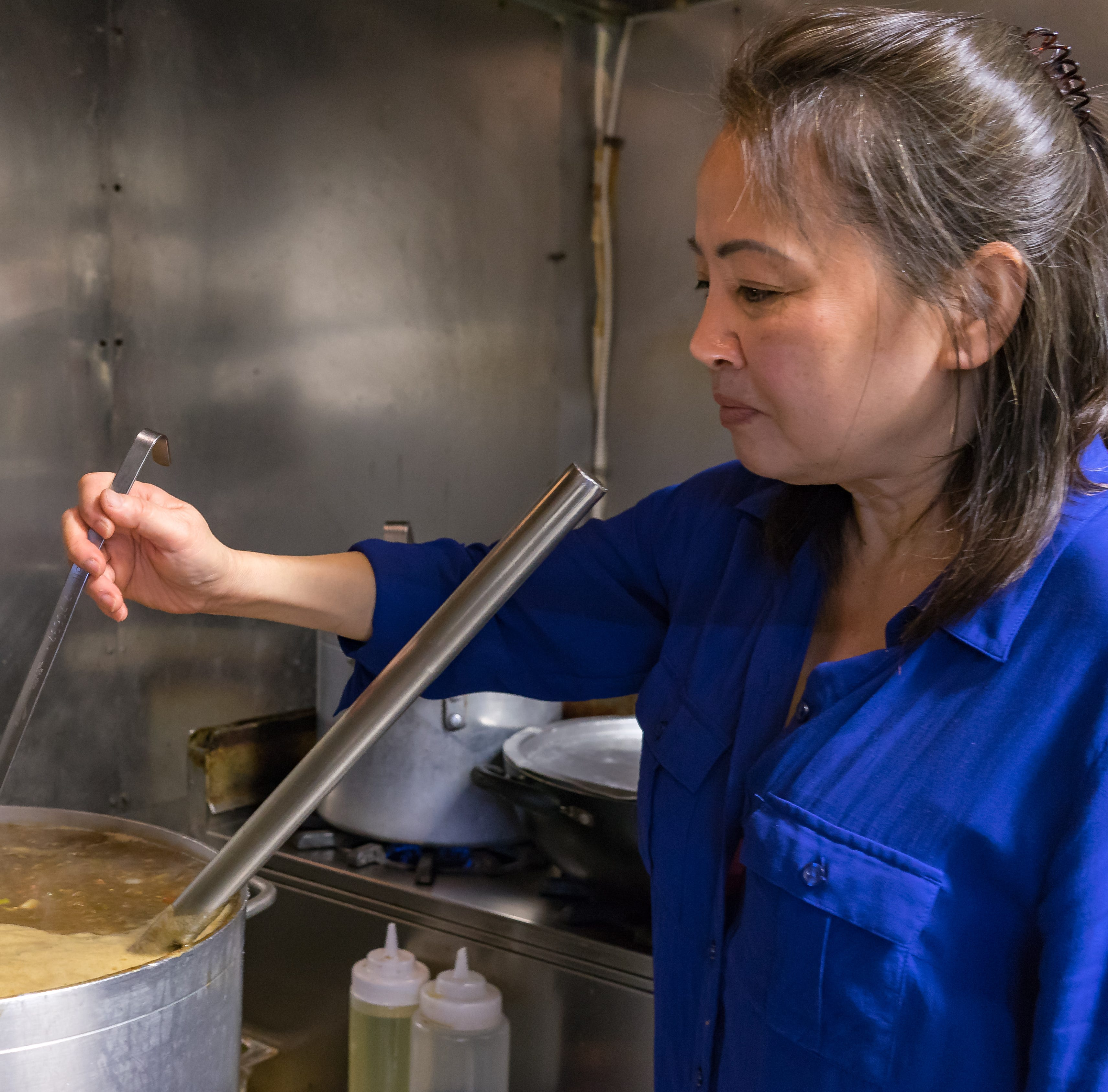 Pensacola convenience store serves homemade gumbo by the gallon