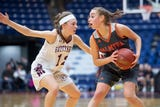 The Cougars rallied from a halftime deficit to top the Warriors, 31-23, in the District 3 Class 5A championship game at Santander Arena on Friday.