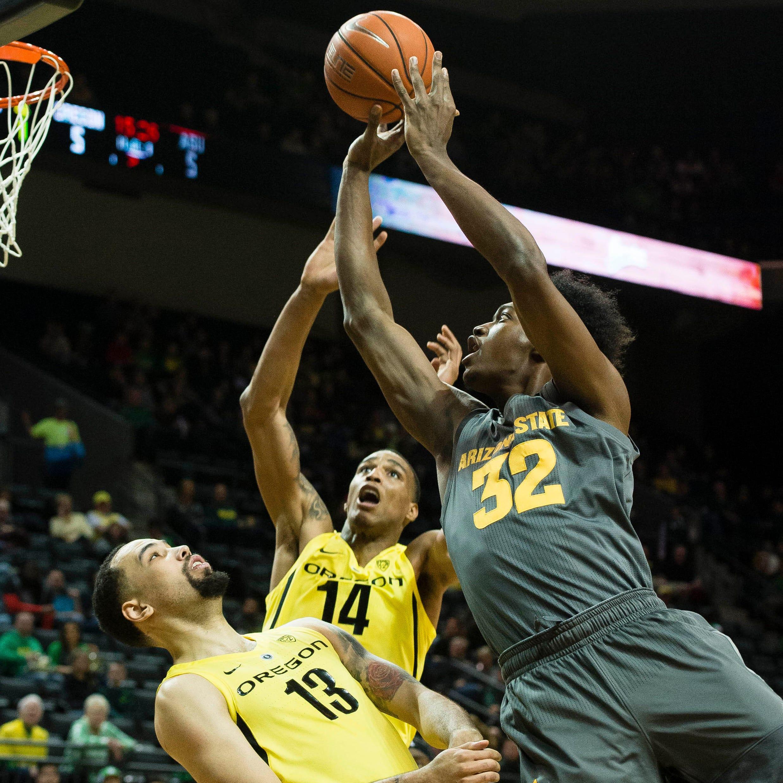 ASU basketball shooting goes ice cold in loss to Oregon