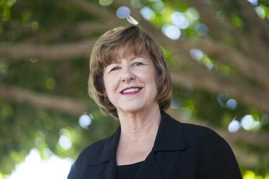 Retired Justice Rebecca White Berch of the Arizona Supreme Court.