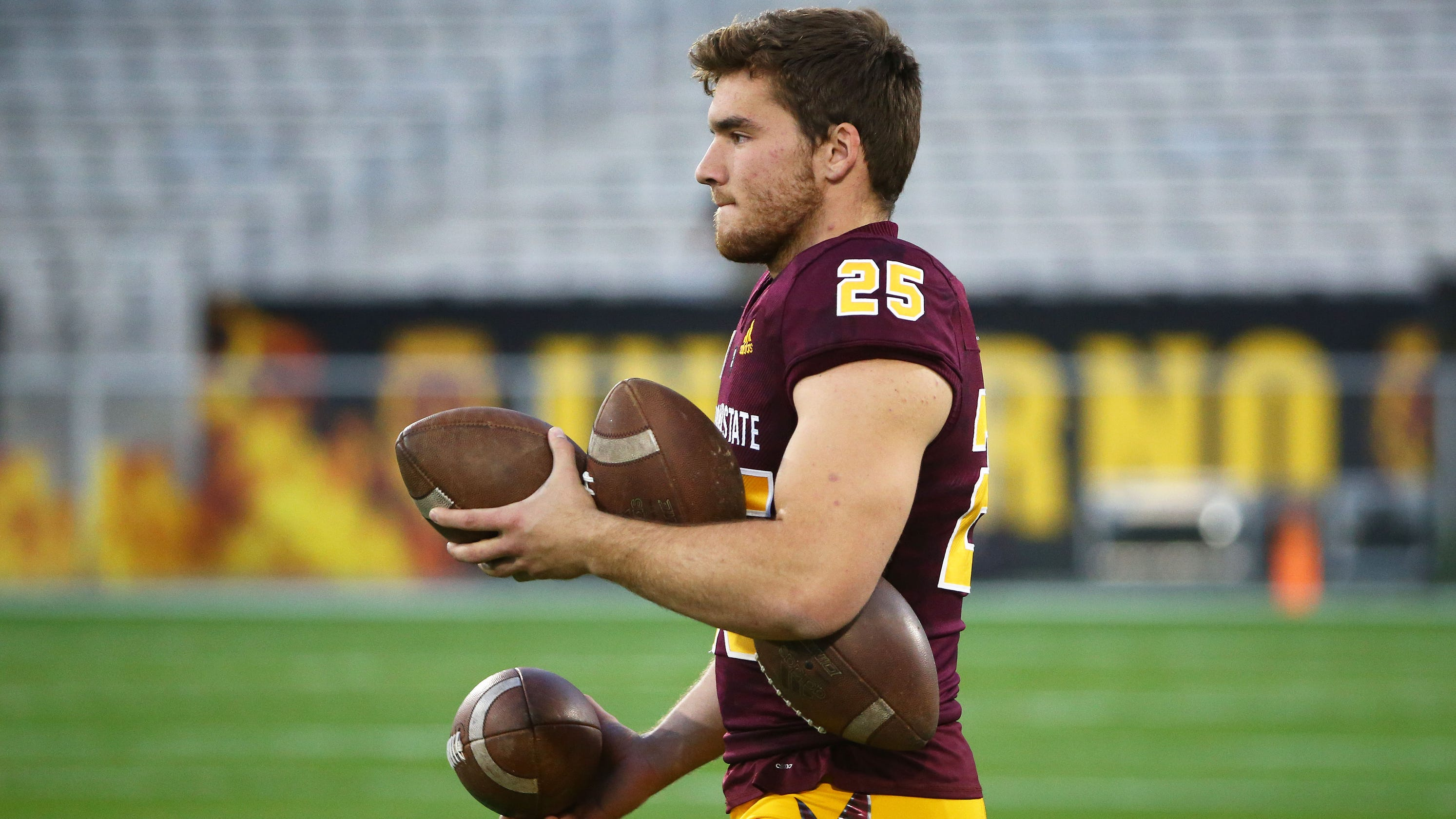 Asu Defense Loses Shutout But Benefits From New Punting Star