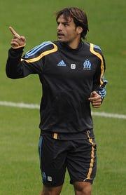 Fernando Morientes, ex atacante del Real Madrid.
