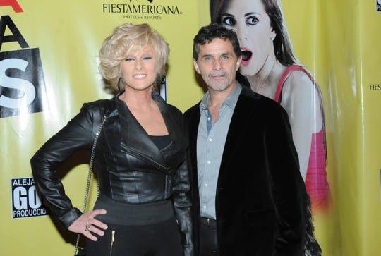 Es la esposa del también actor Humberto Zurita. Descanse en paz Christian Bach.