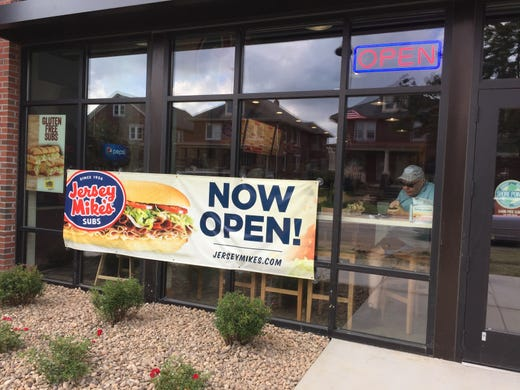 Jersey Mike S There Are Cheesesteaks And Philly Meaning Authentic Style This Rapidly Expanding Chain Is