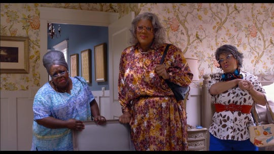 """Tyler Perry's A Madea Family Funeral"" is playing at Regal West Manchester Stadium 13, Frank Theatres Queensgate Stadium 13 and R/C Hanover Movies."