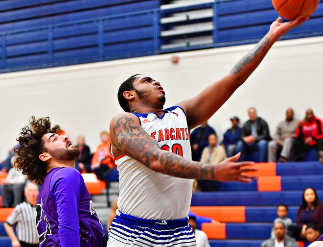 Marquise McClean and his York High teammates will travel to Hollidaysburg for a second-round state playoff game on Tuesday.