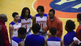York High defeated Northern, 86-68, in a District 3 Class 5A third-place game Thursday, Feb. 28, 2019. Coach Clovis Gallon Sr. talked of bigger goals.
