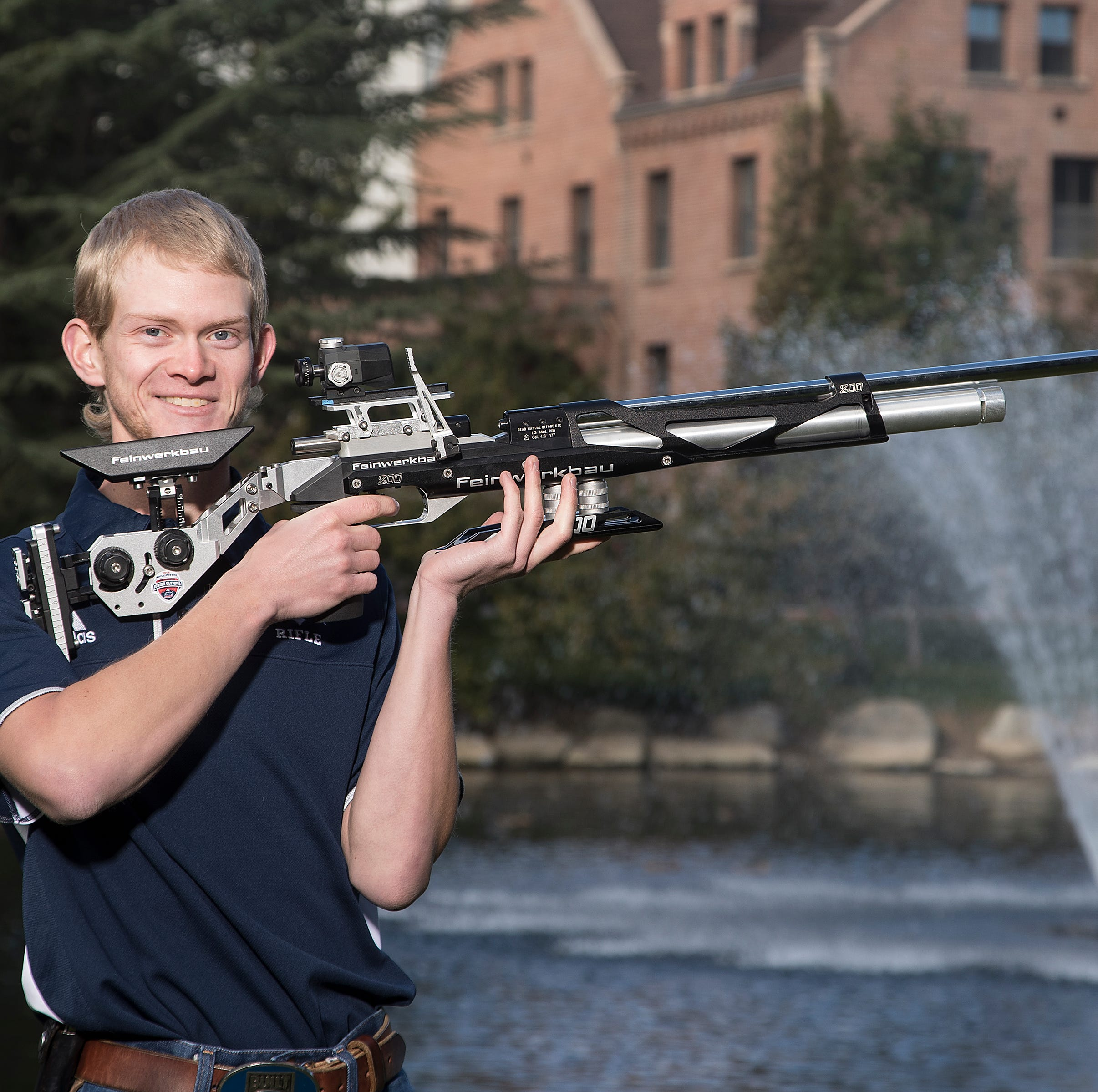 End of an era: Nevada rifle team sending two to NCAA Championships