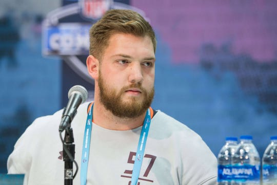 Alabama's Jonah Williams said he was the best offensive tackle in college football last season.