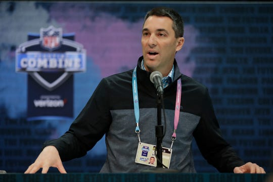 Los Angeles Chargers general manager and Buffalo native Tom Telesco says he is intrigued by the AAF.
