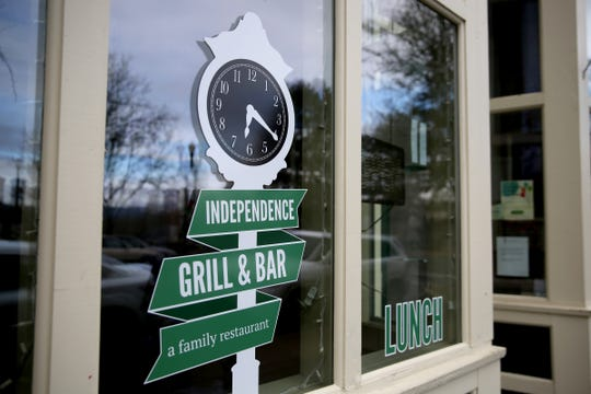 Independence Grill & Bar, located at 154 Main St. in Independence, scored 95 on its semi-annual restaurant inspection Oct. 17.