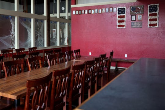 The Independence Grill & Bar in Independence on Thursday, Feb. 28, 2019. Jeaneen Greenberg and her two daughters are the new owners of the restaurant, but former-owner Peterson will stay on as head chef.