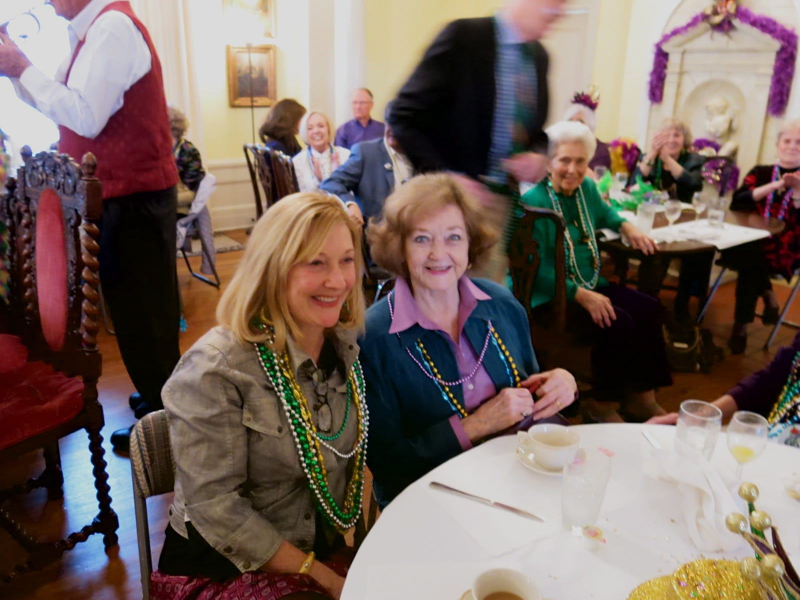 Woman's Department Club Jazz Brunch was Feb. 16 at WDC.