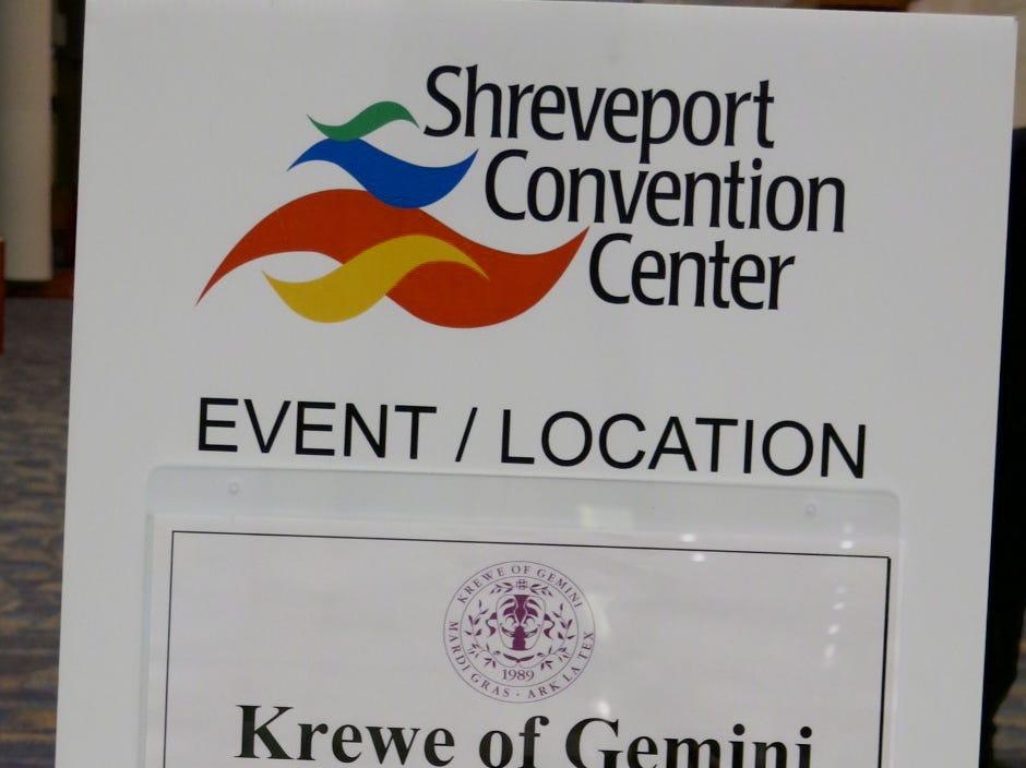 "Krewe Gemini Grand Bal ""Gemini's World Adventure"" was Feb. 16, 2019 at Shreveport Convention Center."