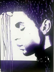 """Purple Reign"" by Yolanda Barnes"