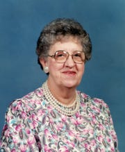 Lois Williamson, 98