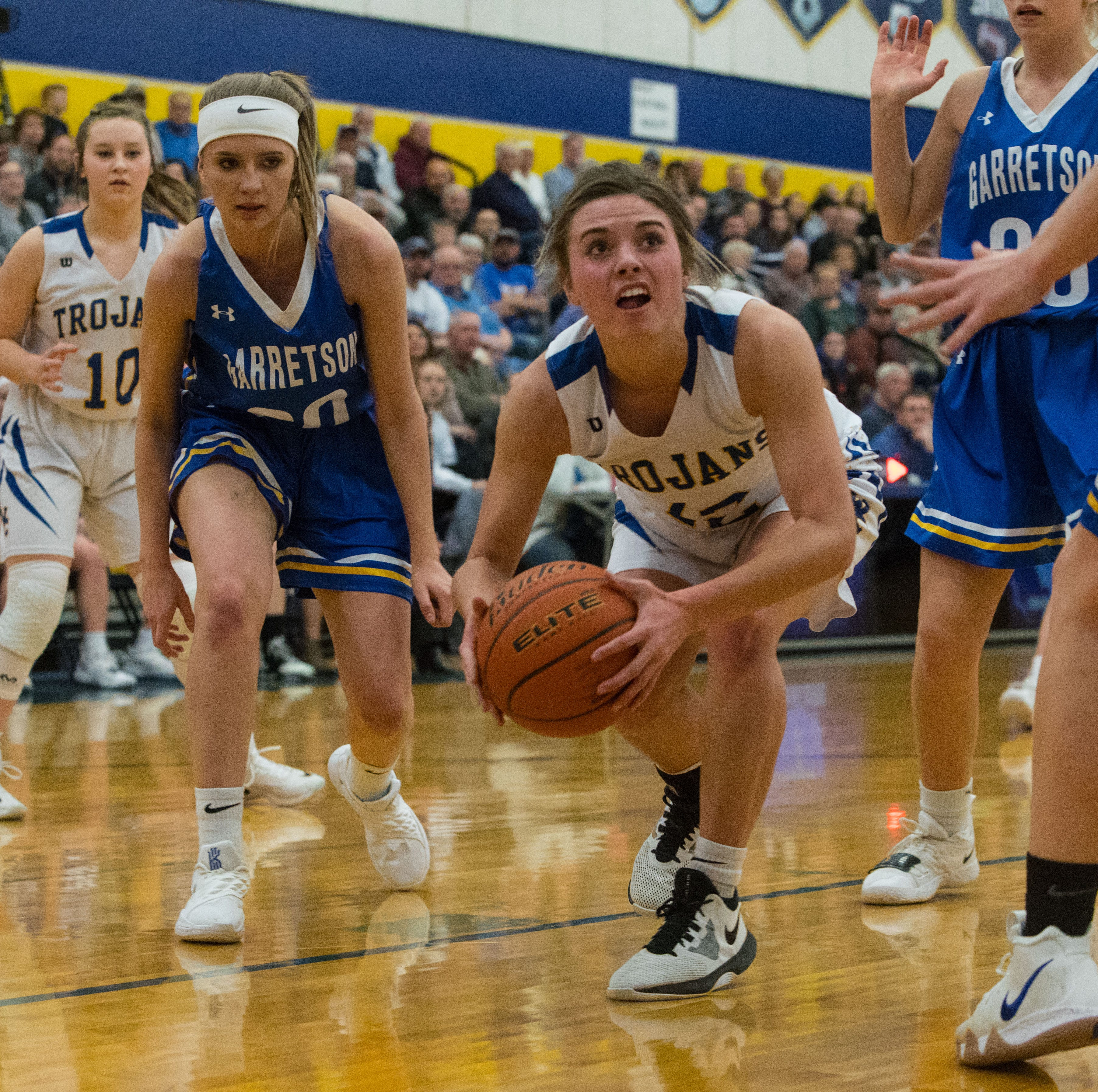 Above the Rim: Initial takeaways from Class A girls state tournament brackets