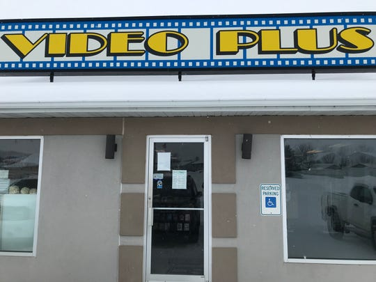Video Plus in Dell Rapids is closing its doors this month, with the last day of rentals scheduled for Sunday.