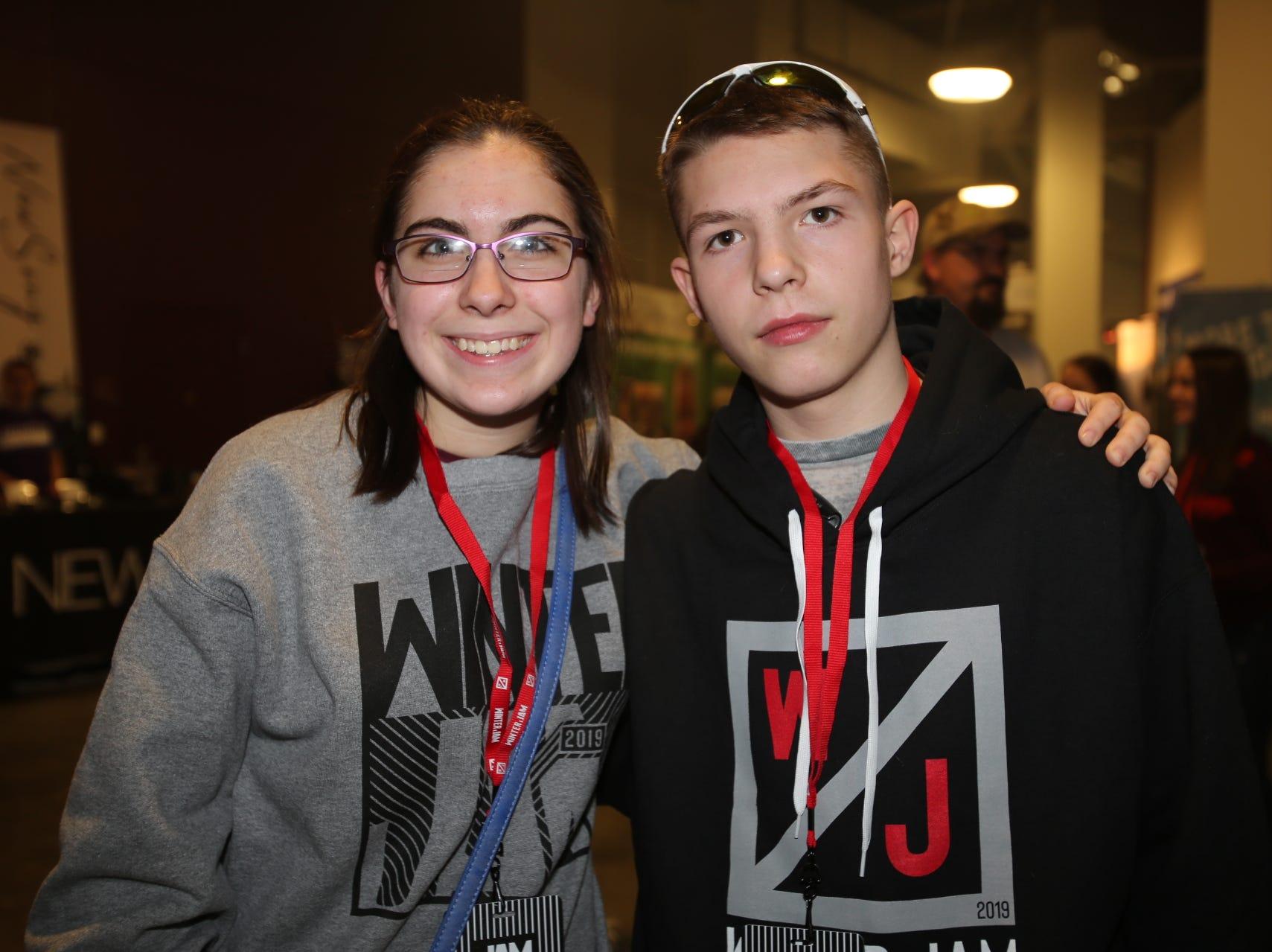 Lauren and Maximus
