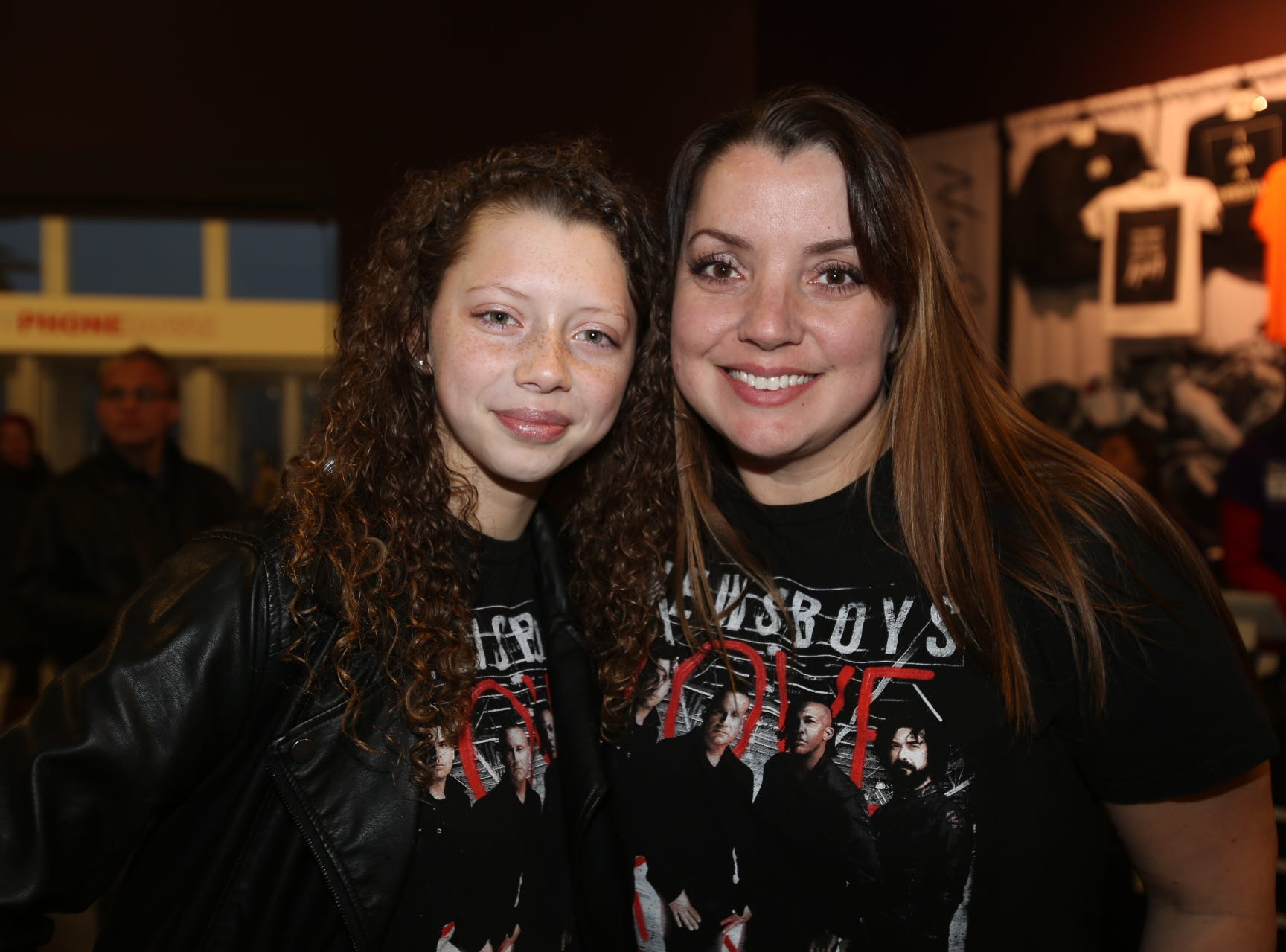 Ruby Bornhoft and Rebecca Dodson