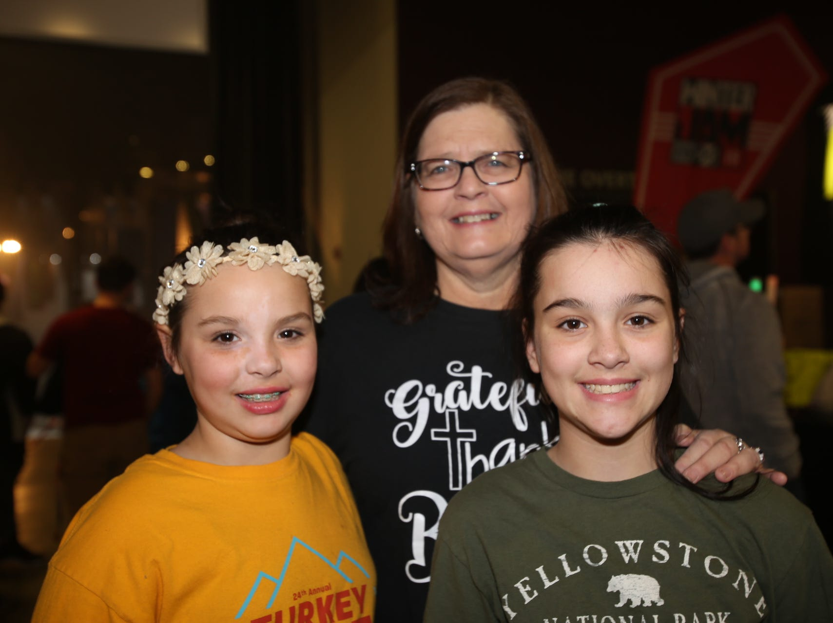 Terri Lay, Trista and Lizza Van Horn