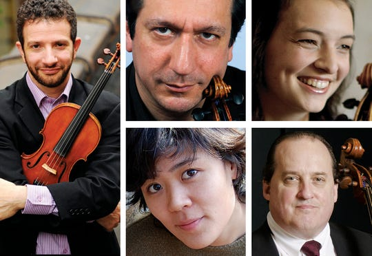 String ensemble Accordo will be performing at3 p.m.March 10 at Church of the Holy Spirit, 2405 Walden Way.